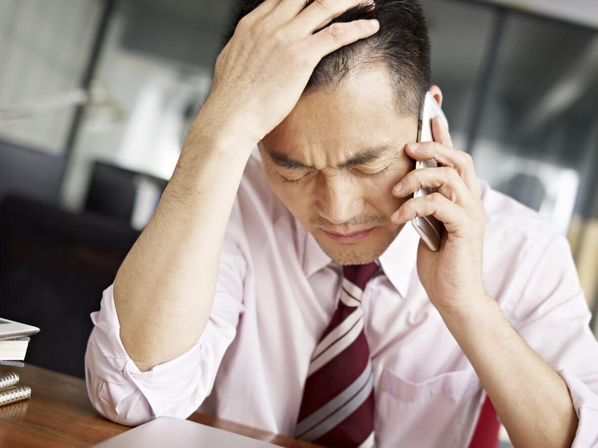 dl legal help frustration